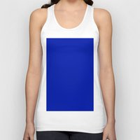 pantone Tank Tops featuring Blue (Pantone) by List of colors