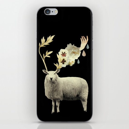 i find you hidden there iPhone & iPod Skin