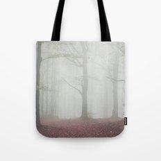 Autumn paths Tote Bag