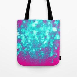 Glitteresques V Tote Bag
