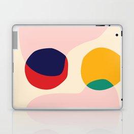 happy shapes Laptop & iPad Skin