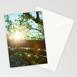 Skies Above (IV) Stationery Cards