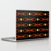 interstellar Laptop & iPad Skins featuring Interstellar by SuchDesign