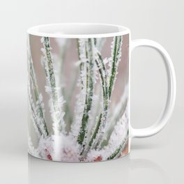 Frosty needles Coffee Mug