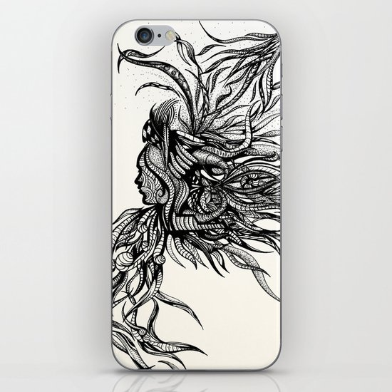 Untethered  iPhone & iPod Skin