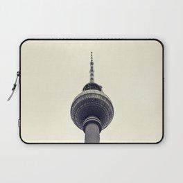 Berliner Fernsehturm Laptop Sleeve
