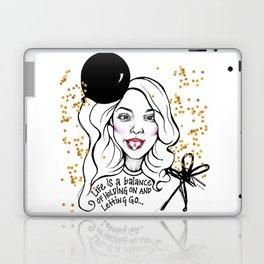 #STUKGIRL MONICA Laptop & iPad Skin