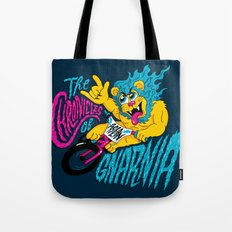 The Chronicles of Gnarnia Tote Bag