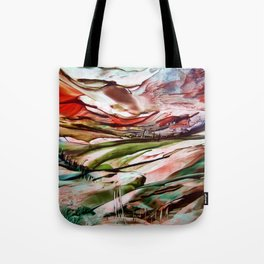 SpringStorm Tote Bag