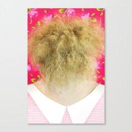Mane Attraction #2 Canvas Print