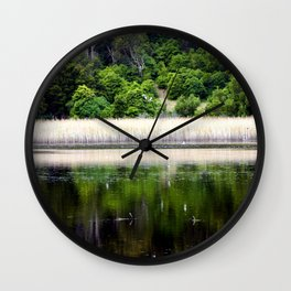 Tower Hill Wildlife Reserve Wall Clock