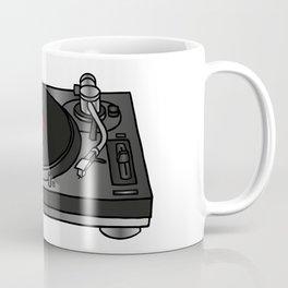 Vinyl record player Coffee Mug