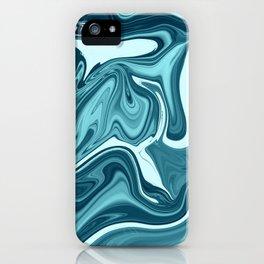 ABSTRACT LIQUIDS XXX iPhone Case