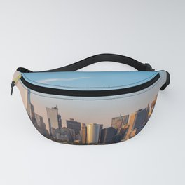 Manhattan Sunset from Governors Island Fanny Pack