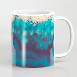 Blue Agate River of Earth Coffee Mug
