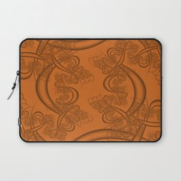 Autumn Maple Fractal Laptop Sleeve