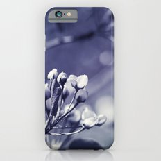 Spring in Black and White Slim Case iPhone 6s
