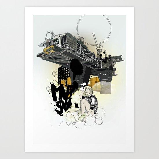 RIG Art Print