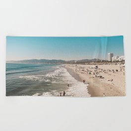Santa Monica Beach Towel