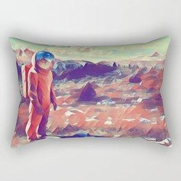 Our World Rectangular Pillow