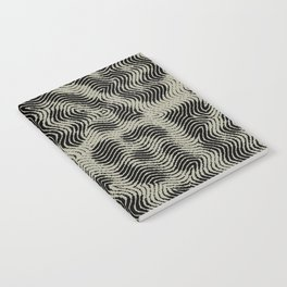 Leopard OP Illusion Notebook