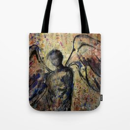 Calling All Angels No. C2 by Kathy Morton Stanion Tote Bag