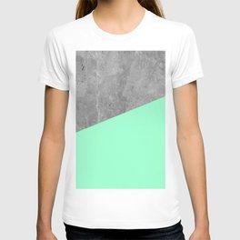 Geometry 101 Mint Meringue T-shirt