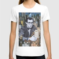 manhattan T-shirts featuring Manhattan by John Turck