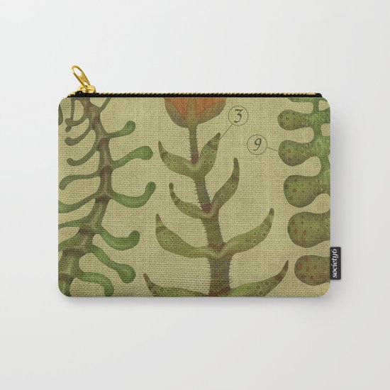 PLANTAE I Carry-All Pouch