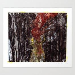 Iron (I) Art Print