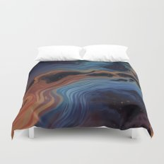 Space Dust Duvet Cover