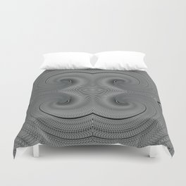 New year, new style Duvet Cover
