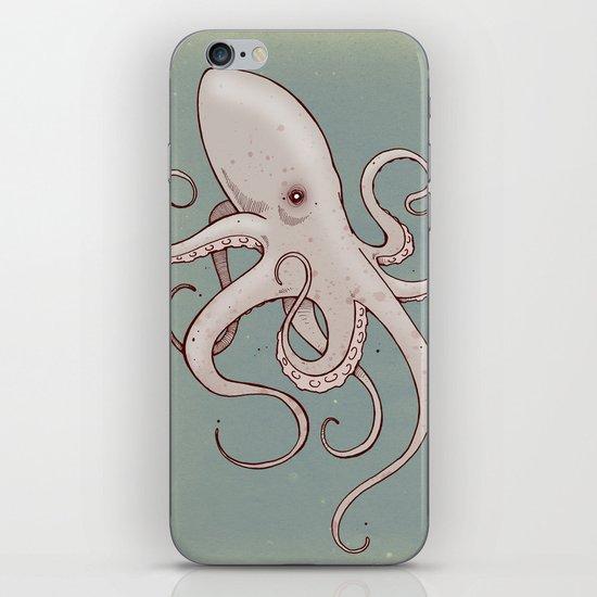 Shipwreck waiting to happen iPhone & iPod Skin