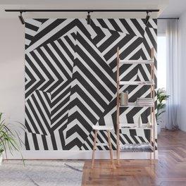 Pattern - Camo - Dazzle Wall Mural