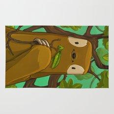 Sally the Sloth Rug