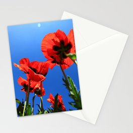 mohn 4 Stationery Cards