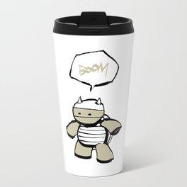 minima - mr. pal Metal Travel Mug
