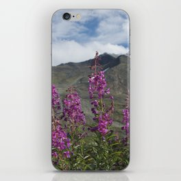 Fireweed View iPhone Skin