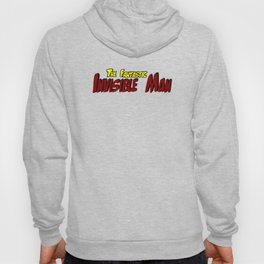 Invisible Man Hoody