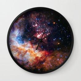 Westerlund Star Field Wall Clock