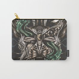 Moth and tiger Carry-All Pouch