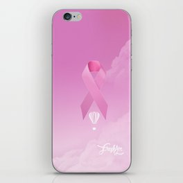 Save the Tatas iPhone Skin