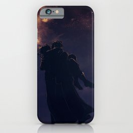 Under the Galaxies iPhone Case
