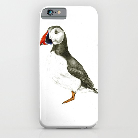 Puffin iPhone & iPod Case
