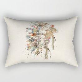 headdress Rectangular Pillow