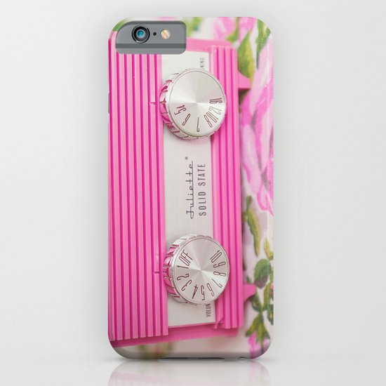 Music makes the HEART sing iPhone & iPod Case