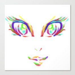 Neonified Canvas Print