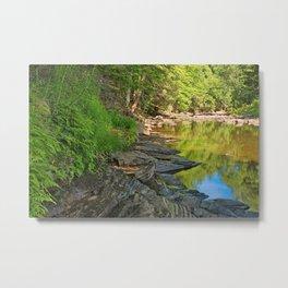 Loyalsock Creek Metal Print