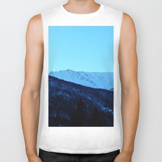 White Peaks Biker Tank