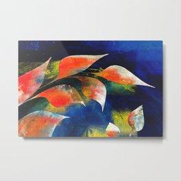Liffy Abstract j49b Metal Print